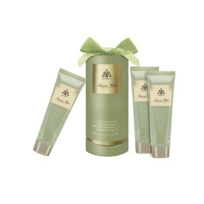 Siamese Water Uplifting Hand & Nail Cream Travel Set