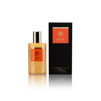 Clementine & Patchouli Refreshing Bath & Shower Gel
