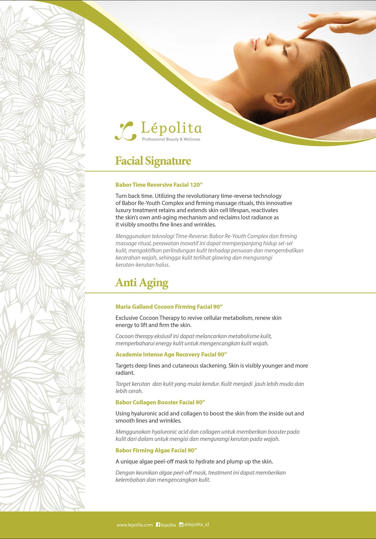 Facial Treatments Lepolita 2