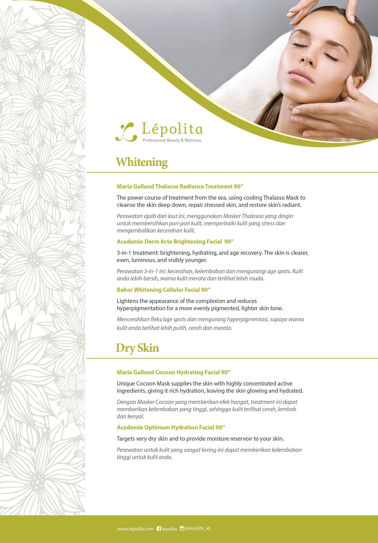 Facial Treatments Lepolita 3