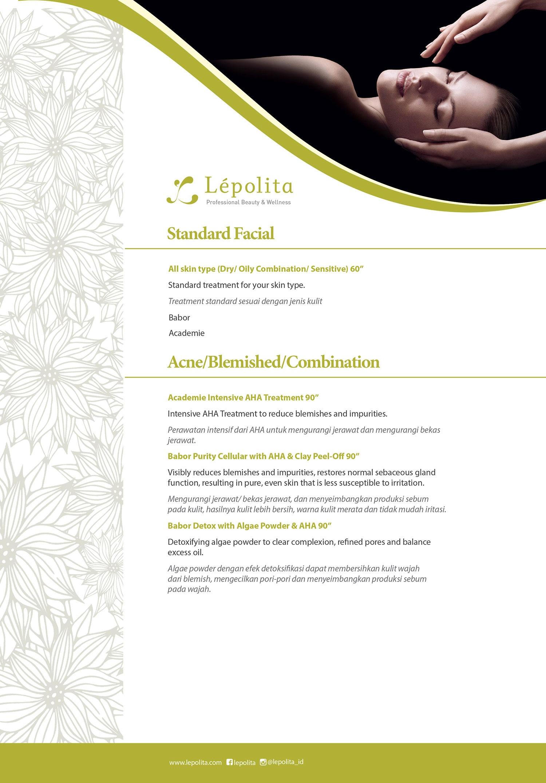 Facial Treatments Lepolita 4